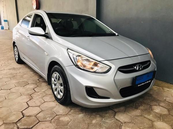 2016 Hyundai Accent 1.6 Gls  Gauteng Silverton_0