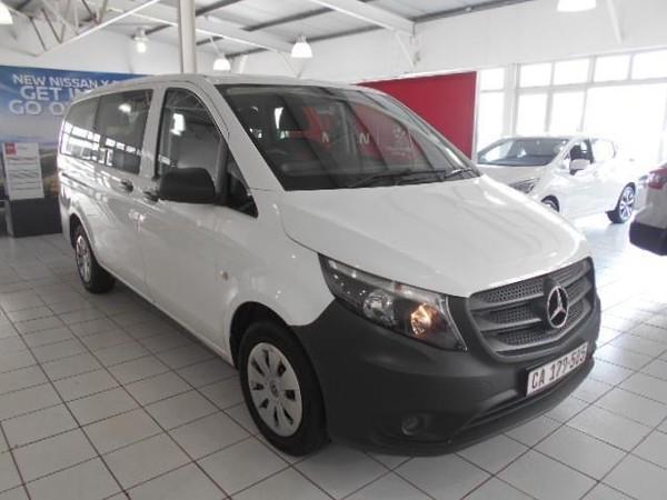 2017 Mercedes-Benz Vito 114 2.2 CDI Tourer Pro Western Cape Cape Town_0