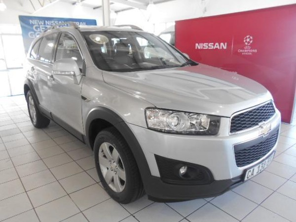 2015 Chevrolet Captiva 2.4 Lt At  Western Cape Cape Town_0