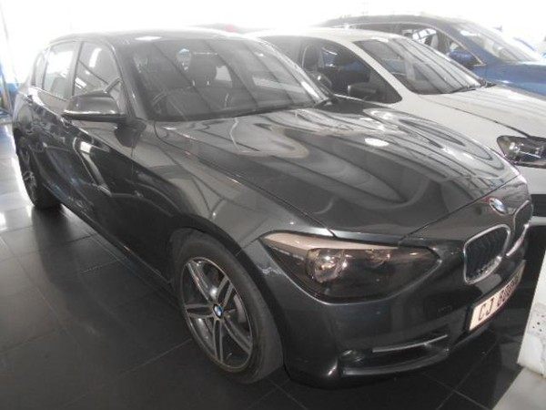 2012 BMW 1 Series 125i Sport Line 5dr At f20  Western Cape Cape Town_0