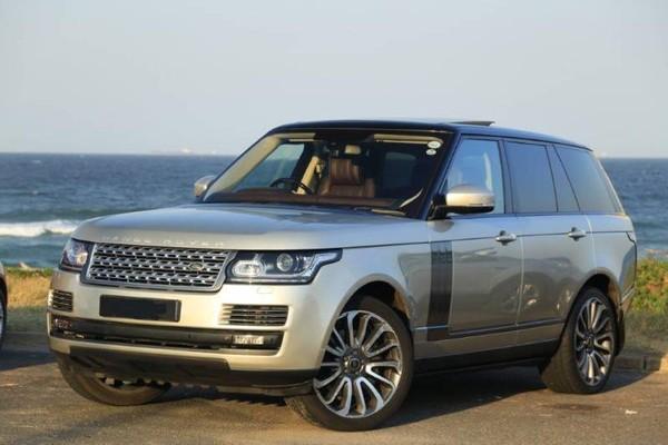 2014 Land Rover Range Rover 4.4 Sd V8 Autobiography  Kwazulu Natal Kwadukuza_0