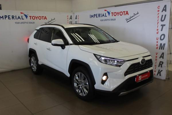 2020 Toyota Rav 4 2.0 VX CVT Gauteng Johannesburg_0