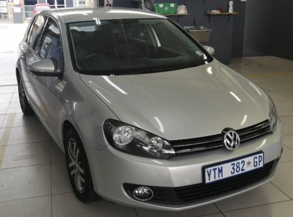 2010 Volkswagen Golf Vi 1.6 Tdi Comfortline  Gauteng Randburg_0