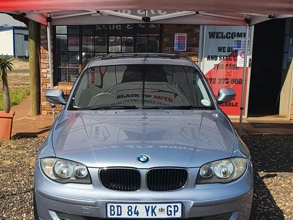 2011 BMW 1 Series 120i 3dr At e81  Gauteng Pretoria_0