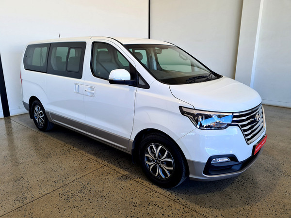 2020 Hyundai H1 2.5 CRDI Wagon Auto Gauteng Vereeniging_0
