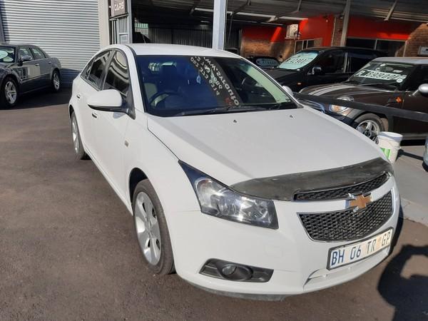 2011 Chevrolet Cruze 1.8 Lt At  Gauteng Boksburg_0