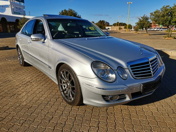 2007 Mercedes-Benz E-Class E 350 Avantgarde  North West Province Klerksdorp_0