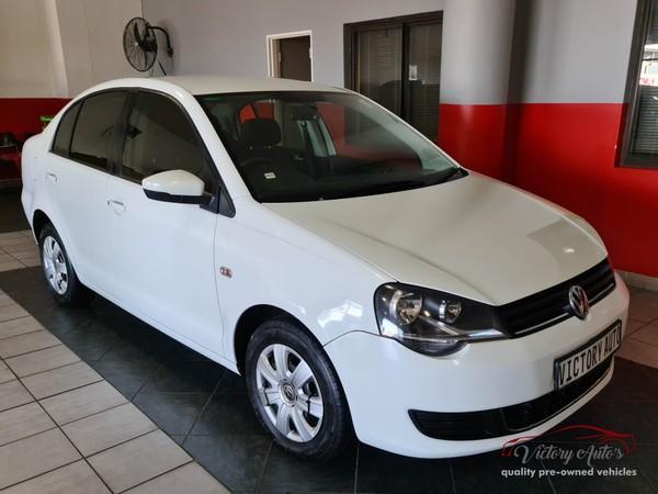 2016 Volkswagen Polo Vivo GP 1.4 Trendline Western Cape Brackenfell_0