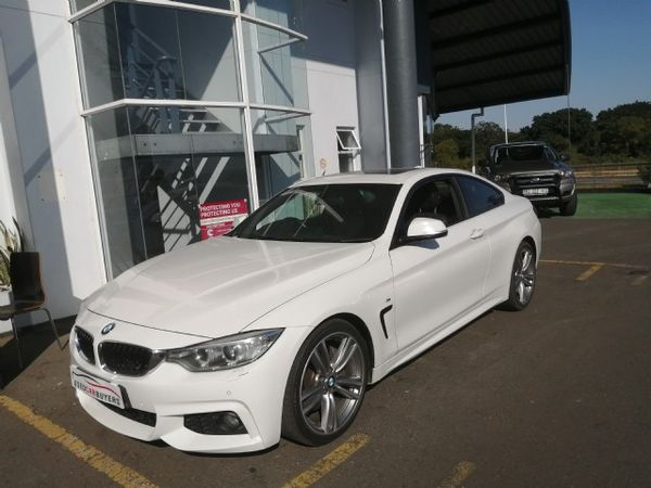 2015 BMW 4 Series 435i Coupe Sport Line Auto Kwazulu Natal Mount Edgecombe_0