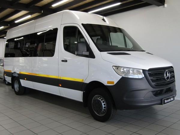 2020 Mercedes-Benz Sprinter 516 CDI FC PV Western Cape Malmesbury_0