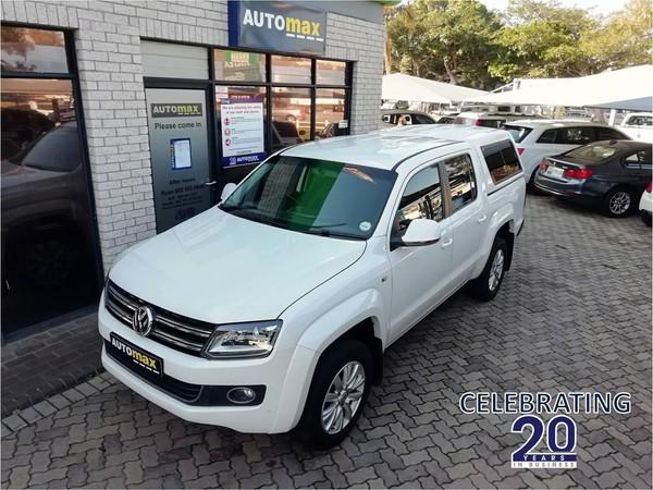 2017 Volkswagen Amarok 2.0 BiTDi Highline 132KW Auto Double Cab Bakkie Eastern Cape Port Elizabeth_0