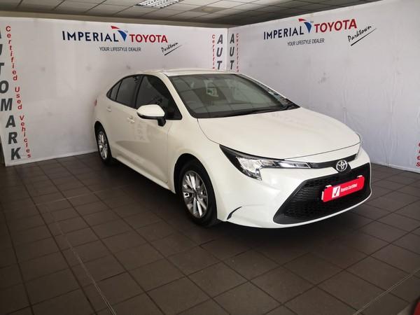 2020 Toyota Corolla 1.8 XS CVT Gauteng Johannesburg_0