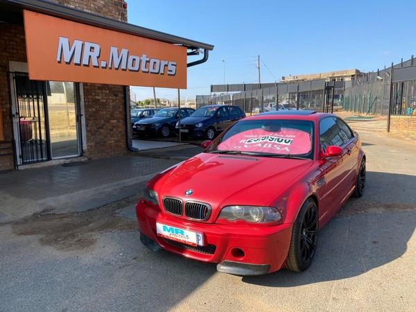 2003 BMW M3 e46  Gauteng Centurion_0