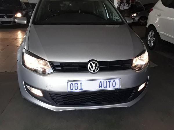 2011 Volkswagen Polo 1.6 Comfortline 5dr  Gauteng Johannesburg_0
