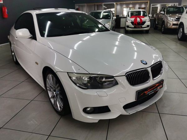 2011 BMW 3 Series 325i Coupe Sport At e92  Western Cape Goodwood_0