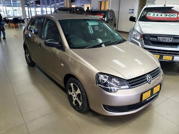 2016 Volkswagen Polo Vivo GP 1.4 Conceptline 5-Door Mpumalanga White River_0