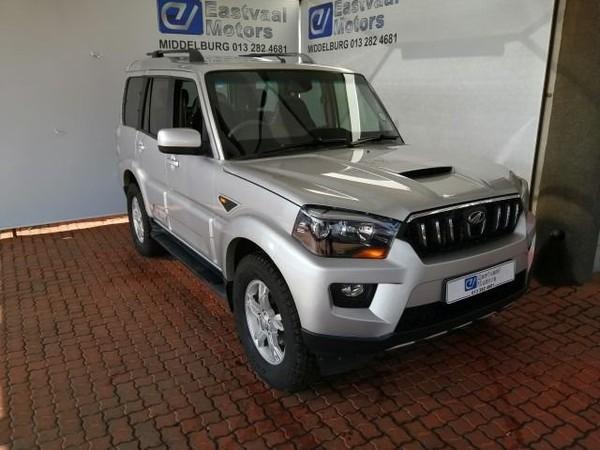 2017 Mahindra Scorpio 2.2 M HAWK 4X4 8 Seat Mpumalanga Mpumalanga_0