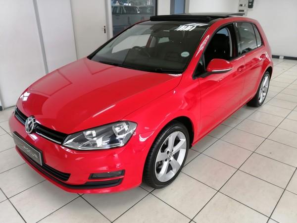 2013 Volkswagen Golf Vii 2.0 Tdi Comfortline  Western Cape Parow_0