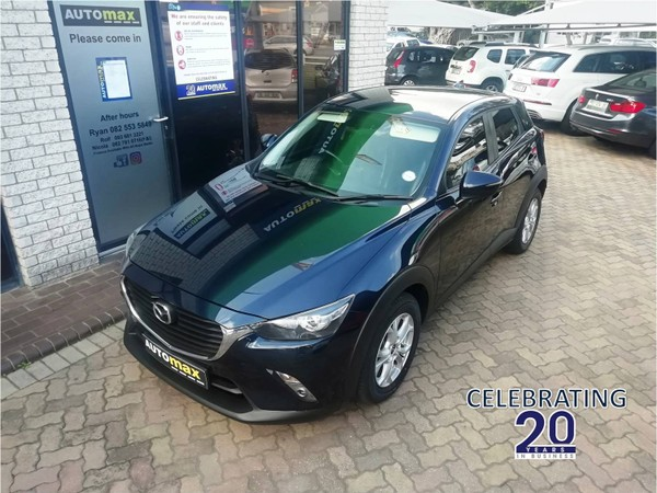 2016 Mazda CX-3 2.0 Dynamic Eastern Cape Port Elizabeth_0