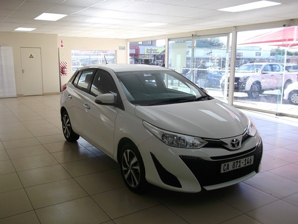 2019 Toyota Yaris 1.5 Xs 5-Door Northern Cape Kimberley_0