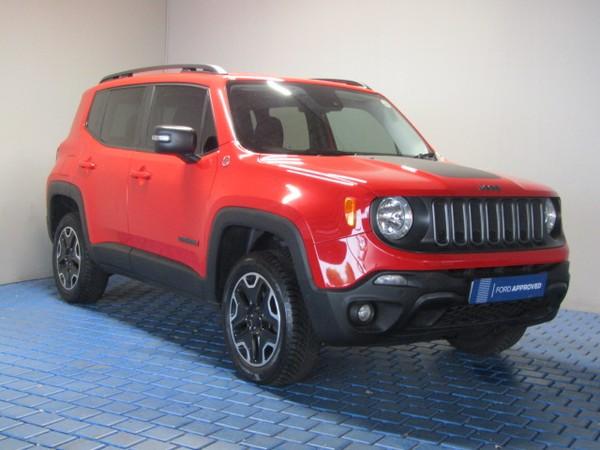 2018 Jeep Renegade 2.4 Trailhawk Auto Gauteng Kempton Park_0