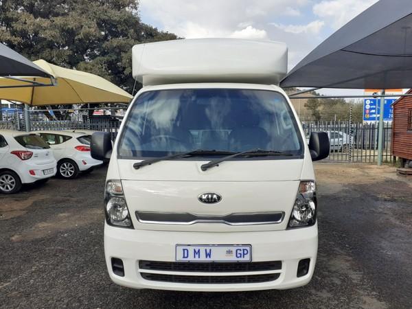 2017 Kia K 2500 Single Cab Bakkie Gauteng Johannesburg_0