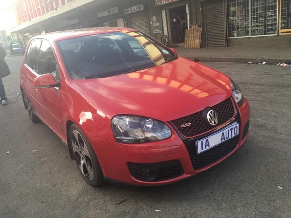 2009 Volkswagen Golf Gti 2.0t Fsi  Gauteng Johannesburg_0