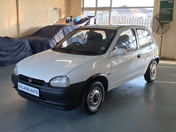 2002 Opel Corsa 1.4i  Western Cape Kuils River_0