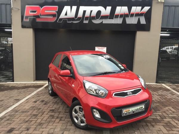 2011 Kia Picanto 1.0 Lx  Mpumalanga Witbank_0