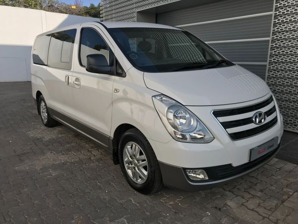 2016 Hyundai H1 2.5 CRDI Wagon Auto Gauteng Menlyn_0