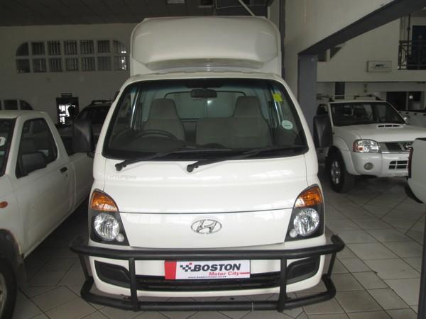 2011 Hyundai H100 Bakkie 2.5 Tci Fc Ds  Gauteng Boksburg_0