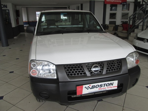 2013 Nissan NP300 Hardbody 2.0i LWB k08k37 Bakkie Single cab Gauteng Boksburg_0