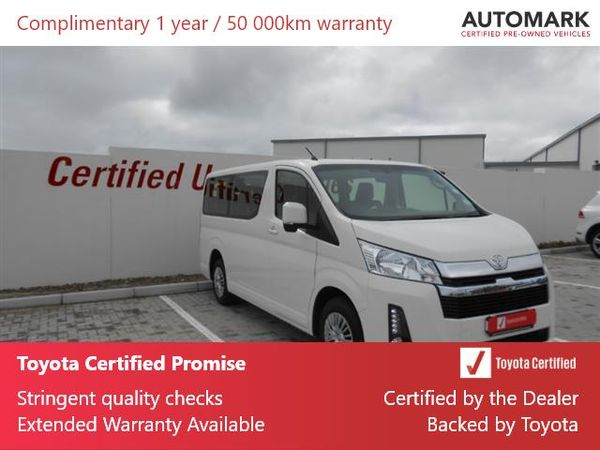 2019 Toyota Quantum 2.8 GL 11 Seat Eastern Cape Port Elizabeth_0