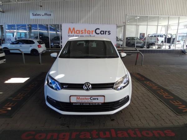 2020 Volkswagen Polo Vivo 1.0 TSI GT 5-Door Gauteng Pretoria_0