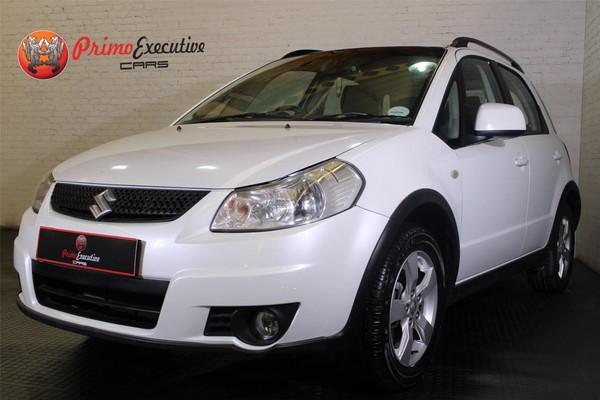 2011 Suzuki SX4 2.0  Gauteng Edenvale_0