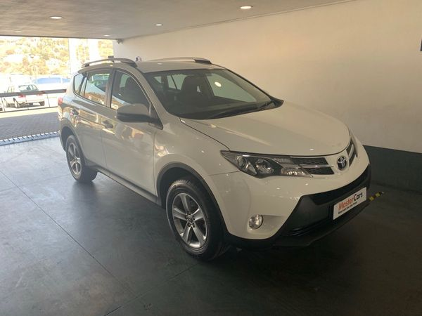 2015 Toyota Rav 4 2.0 GX Auto Gauteng Alberton_0