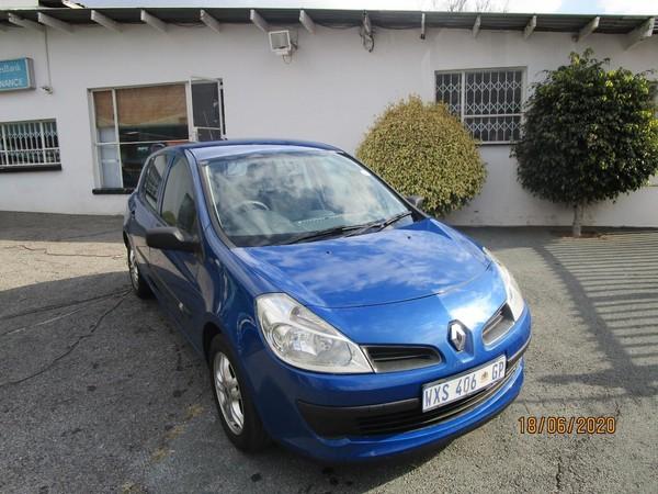 2008 Renault Clio Iii 1.6 Expression 5dr  Gauteng Bryanston_0