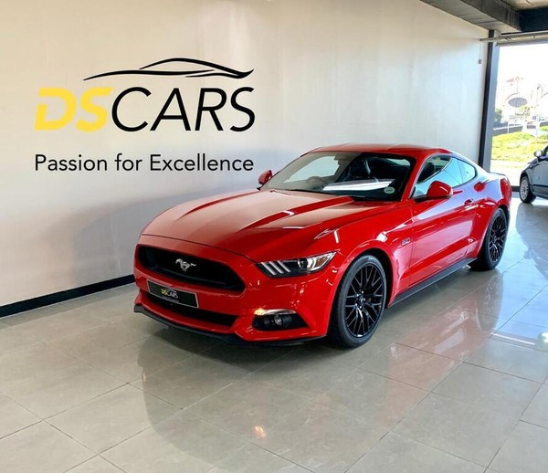 2018 Ford Mustang 5.0 GT Auto Western Cape Century City_0