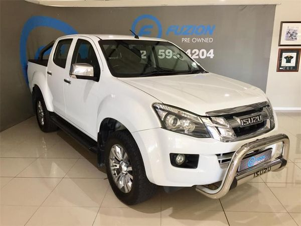 2013 Isuzu KB Series 300 D-TEQ LX Double cab Bakkie Western Cape Goodwood_0