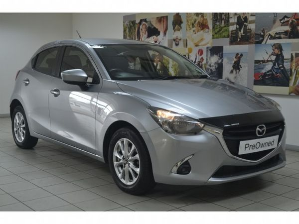 2019 Mazda 2 1.5 Dynamic 5-Door Gauteng Bryanston_0