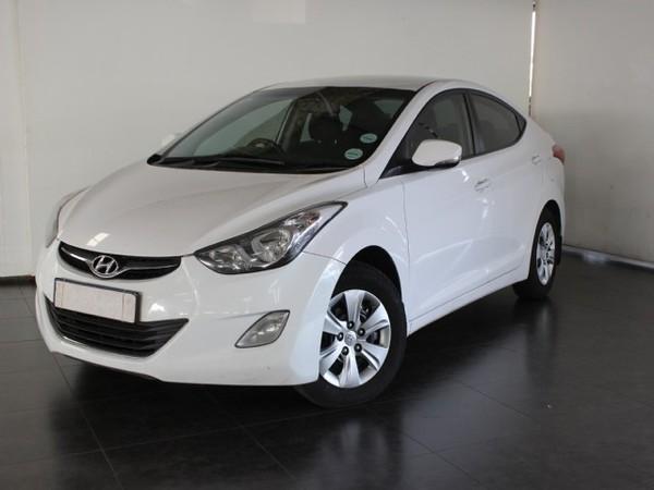 2012 Hyundai Elantra 1.6 Gls  Gauteng Boksburg_0