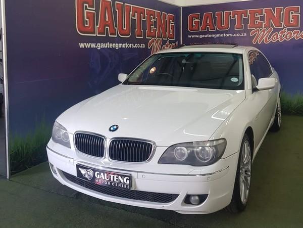 2006 BMW 7 Series 730d e65  Gauteng Pretoria_0
