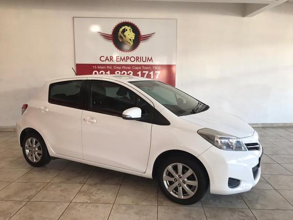 2013 Toyota Yaris 1.0 Xs 5dr  Western Cape Diep River_0