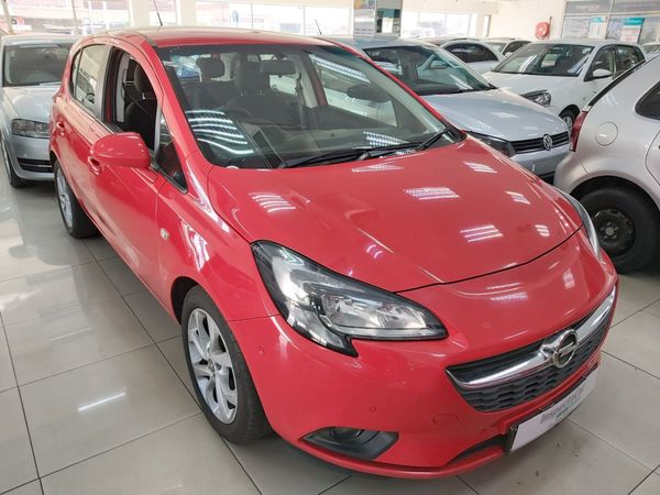 2015 Opel Corsa 1.0T Enjoy 5-Door Gauteng Pretoria_0