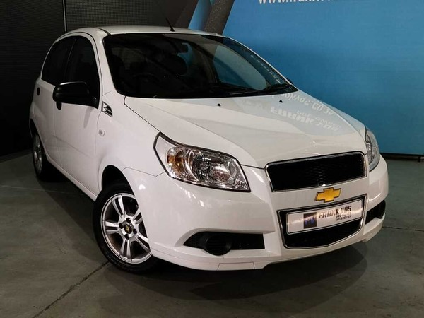 2014 Chevrolet Aveo 1.6 L 5dr  Western Cape Somerset West_0
