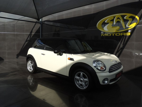2011 MINI Cooper  Gauteng Vereeniging_0