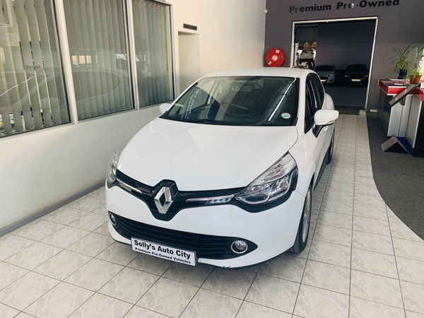 2015 Renault Clio IV 900 T expression 5-Door 66KW Eastern Cape Port Elizabeth_0