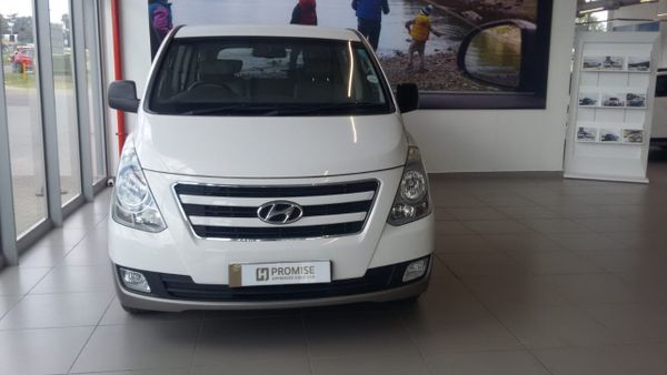 2018 Hyundai H1 2.5 CRDI Wagon Auto Gauteng Kempton Park_0