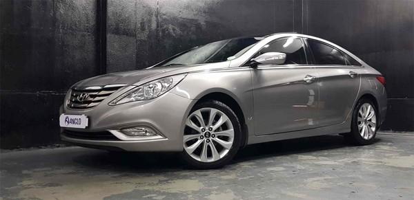 2011 Hyundai Sonata 2.4 Gls Executive At  Gauteng Benoni_0