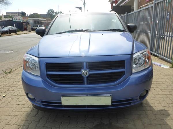 2007 Dodge Caliber 1.8 Se  Gauteng Johannesburg_0